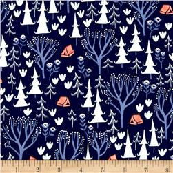 Dear Stella Trail Mix Woods Navy