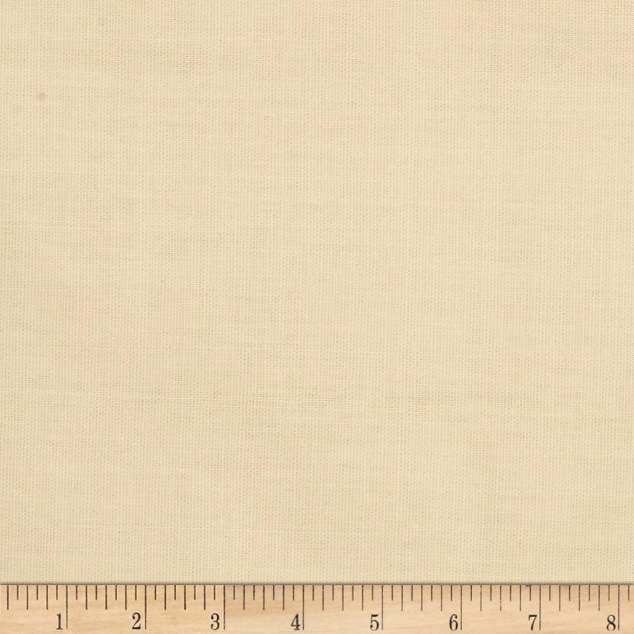 Cotton Blend Broadcloth Ivory