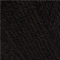 Lion Brand Wool-Ease Yarn (153) Black