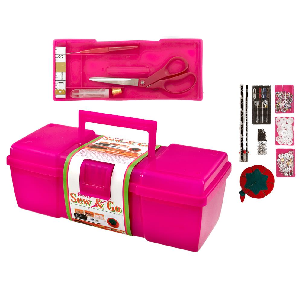 Sew N Go Deluxe Notions Kit