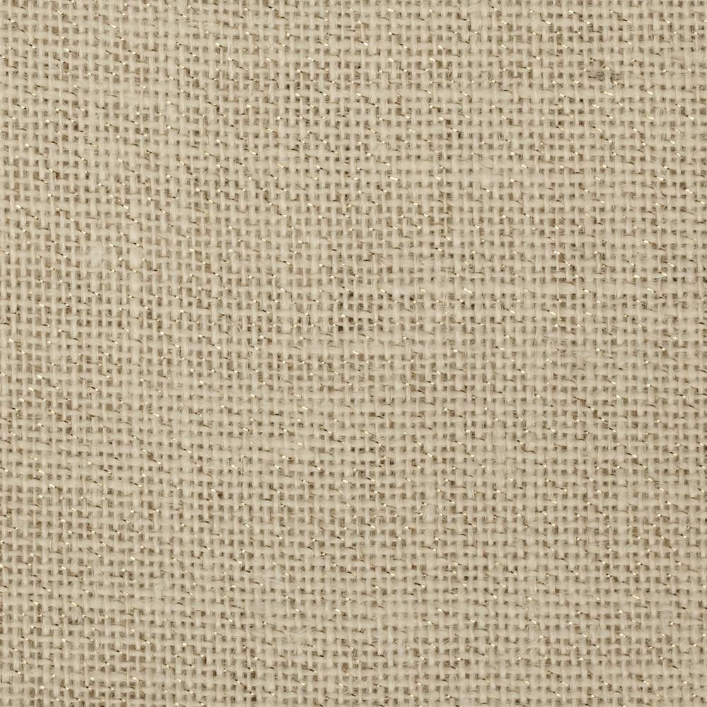 60'' Sparkle Burlap Oyster Fabric By The Yard