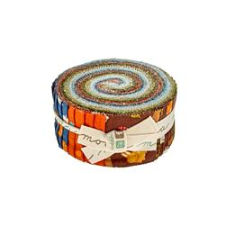 Moda Forest Friends Jelly Roll