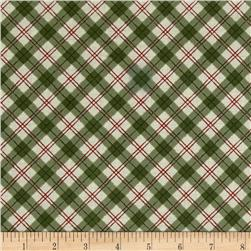 Balmoral Plaid Green