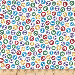 Thomas & Friends The Color Express Number Circles White