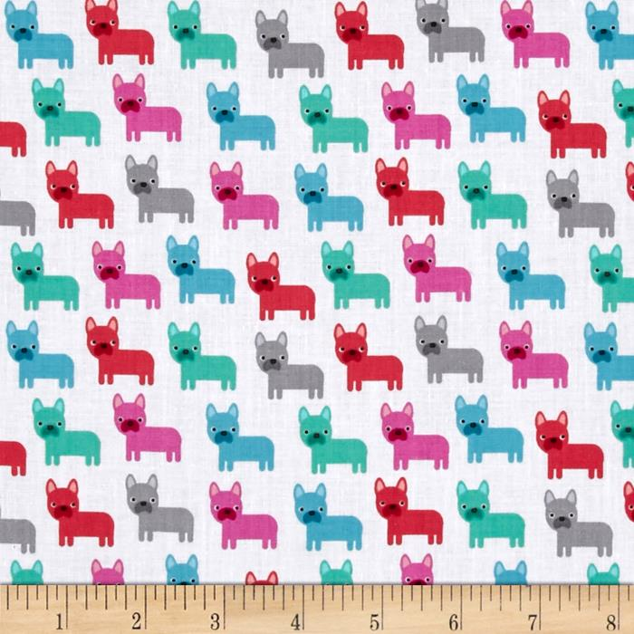 Kaufman Urban Zoologie Minis Little Dogs Sorbet