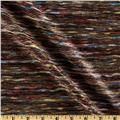 Designer Mignon Crushed Knit Brown/Multi