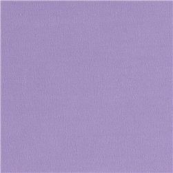 ITY Matte Jersey Knit Solid Lilac