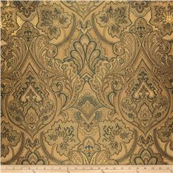 Eroica Hollyhock Jacquard Antique