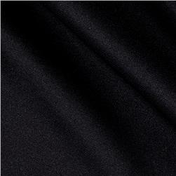 Double Knit Solid Black