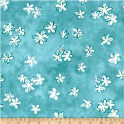 Daisy Love Flannel Daisies Small Spring Fabric