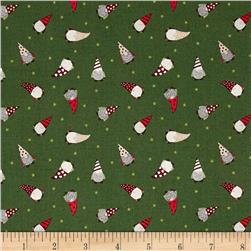 Lewis & Irene Small Things At Christmas Tiny Tonttu Christmas Green