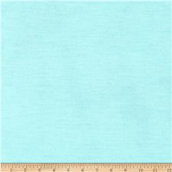 Lightweight Stretch Jersey Knit Aqua