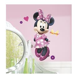 Minnie Bowtique Giant Wall Decal