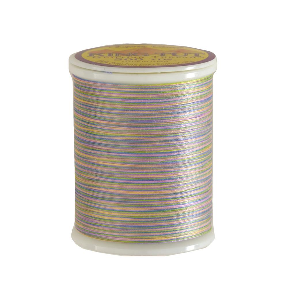 Superior King Tut Cotton Quilting Thread 3-ply 40wt 500yds Tiny Tuts