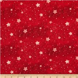 Old World Christmas Stars Red1