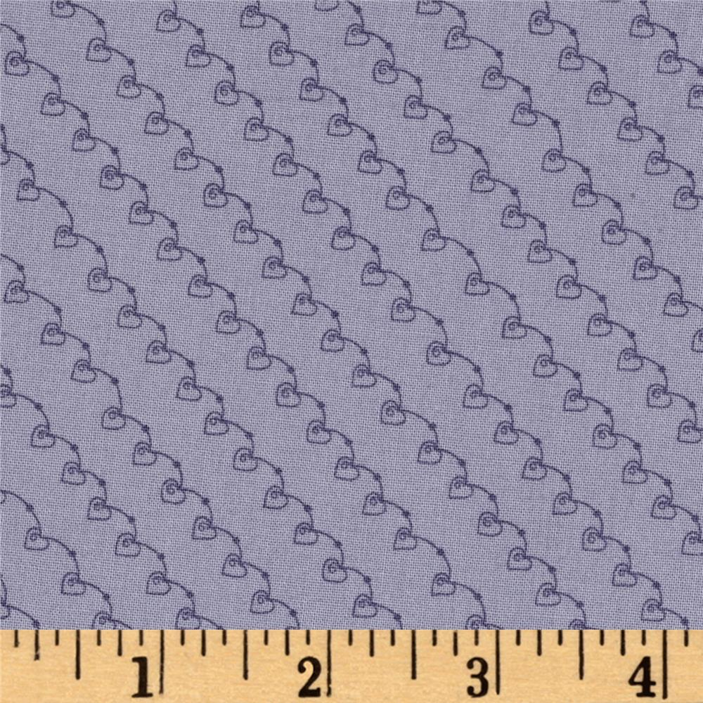 On Plumberry Lane Swirl Lavender