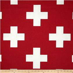 Premier Prints Large Swiss Cross Lipstick