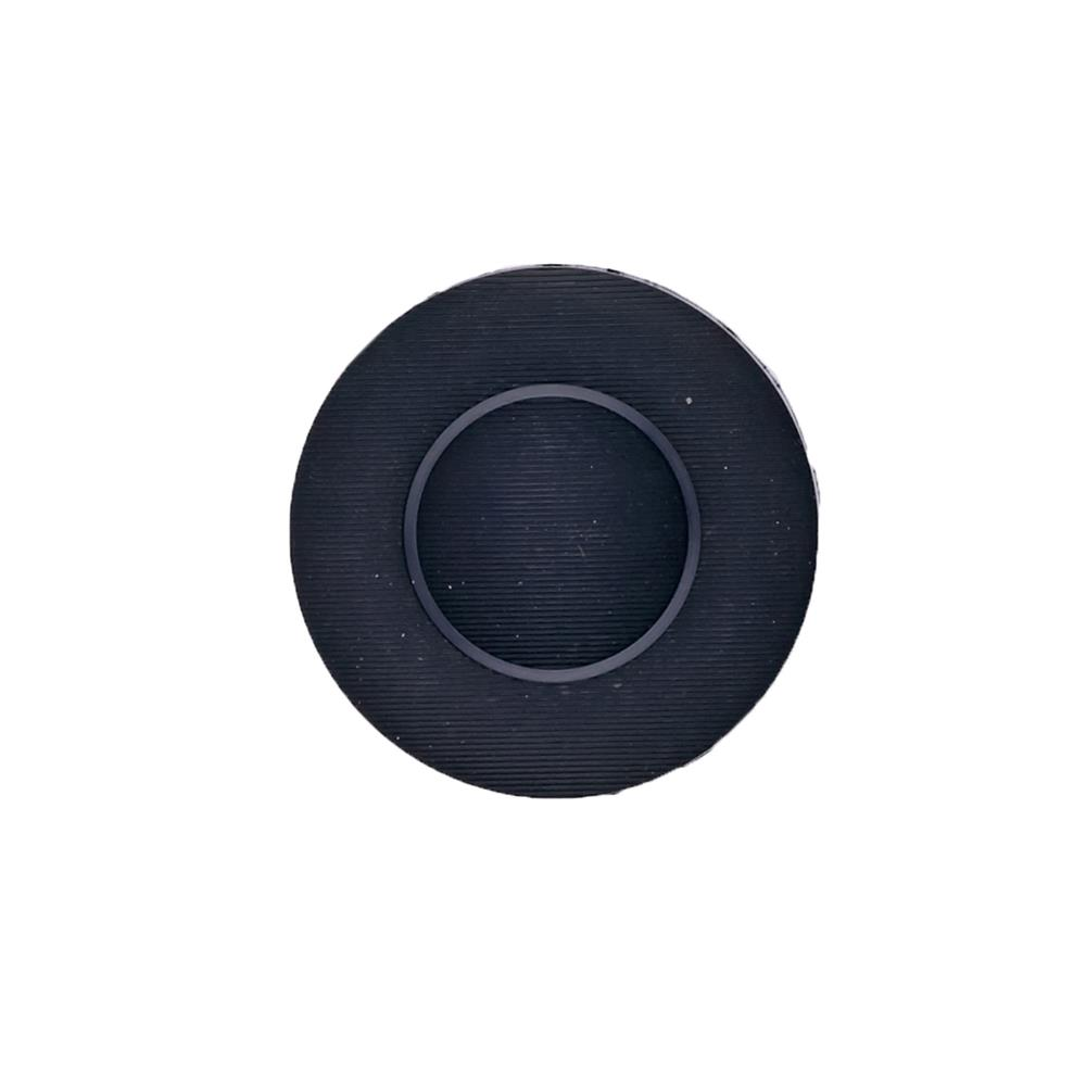 "Fashion Button 1 1/8"" Kianta Black"