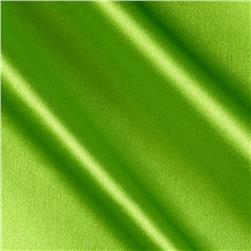 Barcelona Spandex Stretch Satin Lime