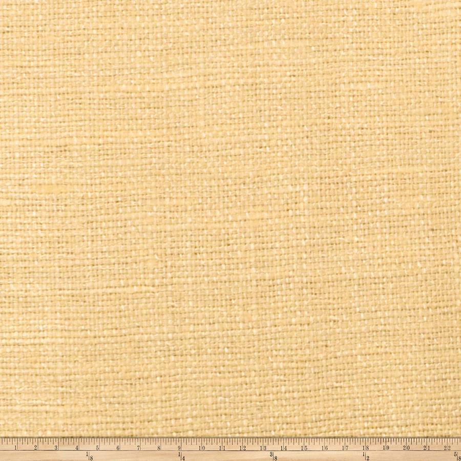 Fabricut Andes Raw Silk Buttercup