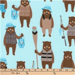 Kaufman Brawny Bears Flannel Sportsmen Lake