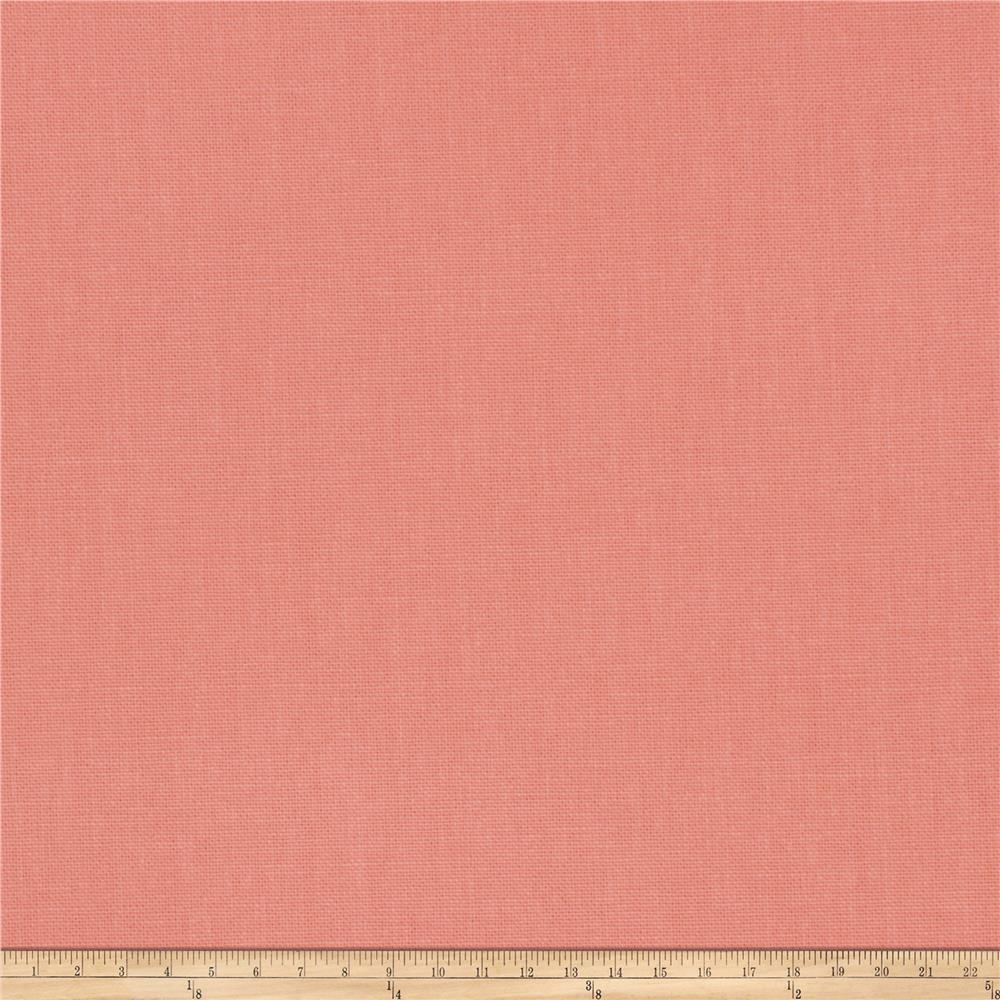 Fabricut Principal Brushed Cotton Canvas Petal
