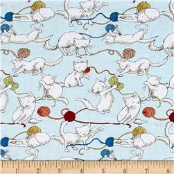 Knittens Kittens Light Turquoise