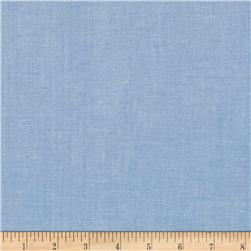 Moda Chambray Light Blue