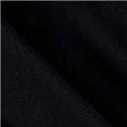 Rayon Gauze Sheer Solid Black