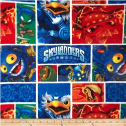 Skylanders Fleece Blue
