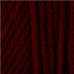 Red Heart Super Saver Jumbo Burgundy