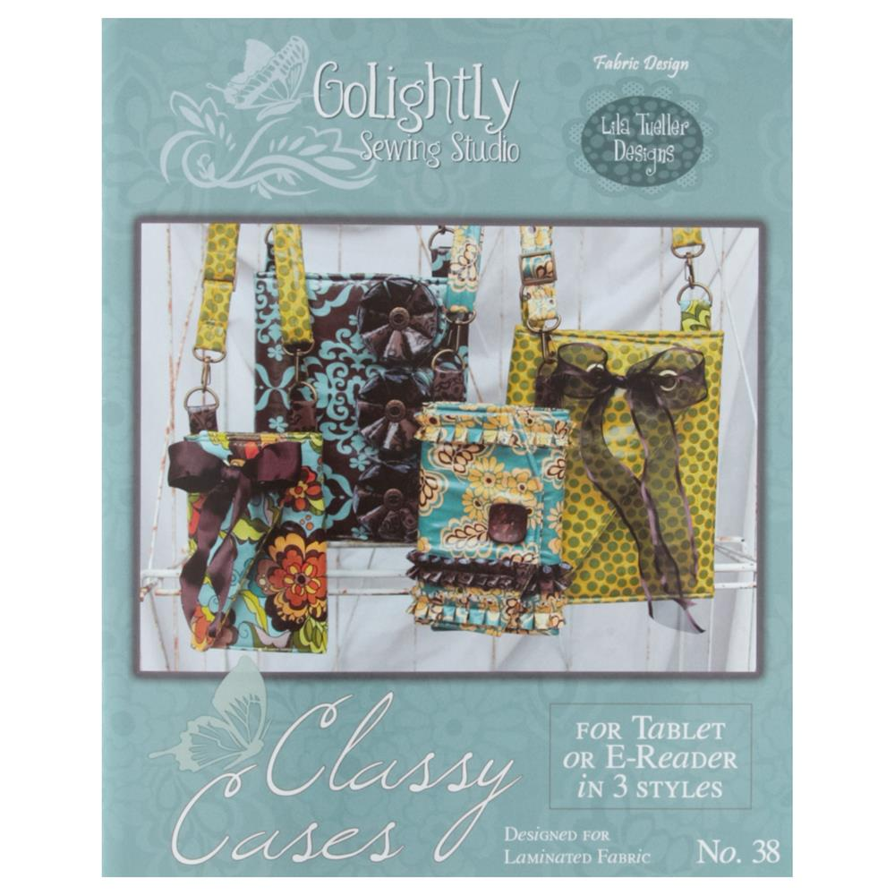 Lila Tueller Classy Cases Tablet and E-Reader Pattern