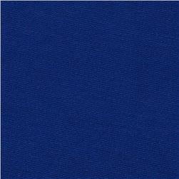 French Terry Solid Royal Blue