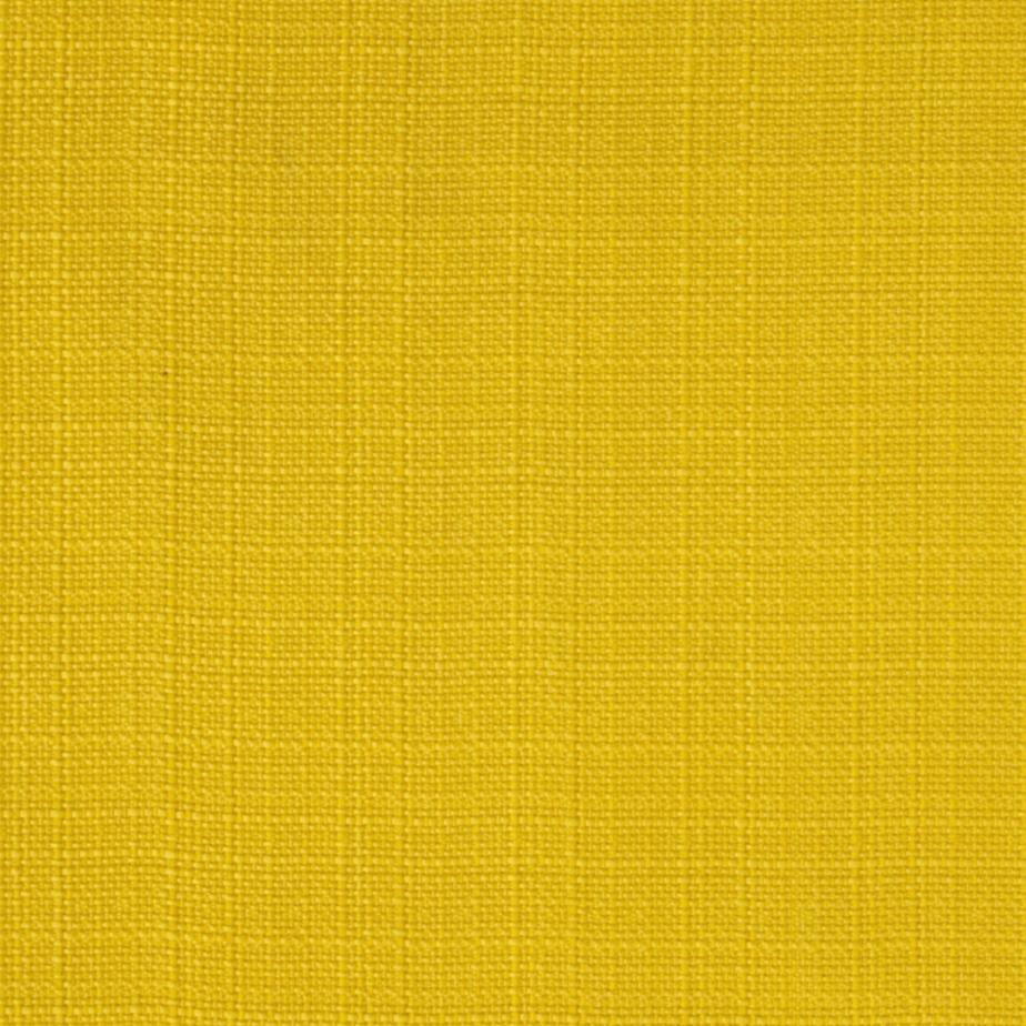 Eroica metro linen look upholstery fabric yellow for Fabric material