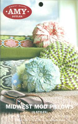 Amy Butler Pattern Midwest Mod Pillows