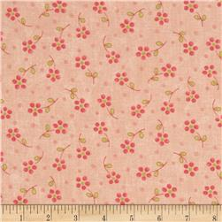 Moda Chance of Flowers Daisy & Dot Rose