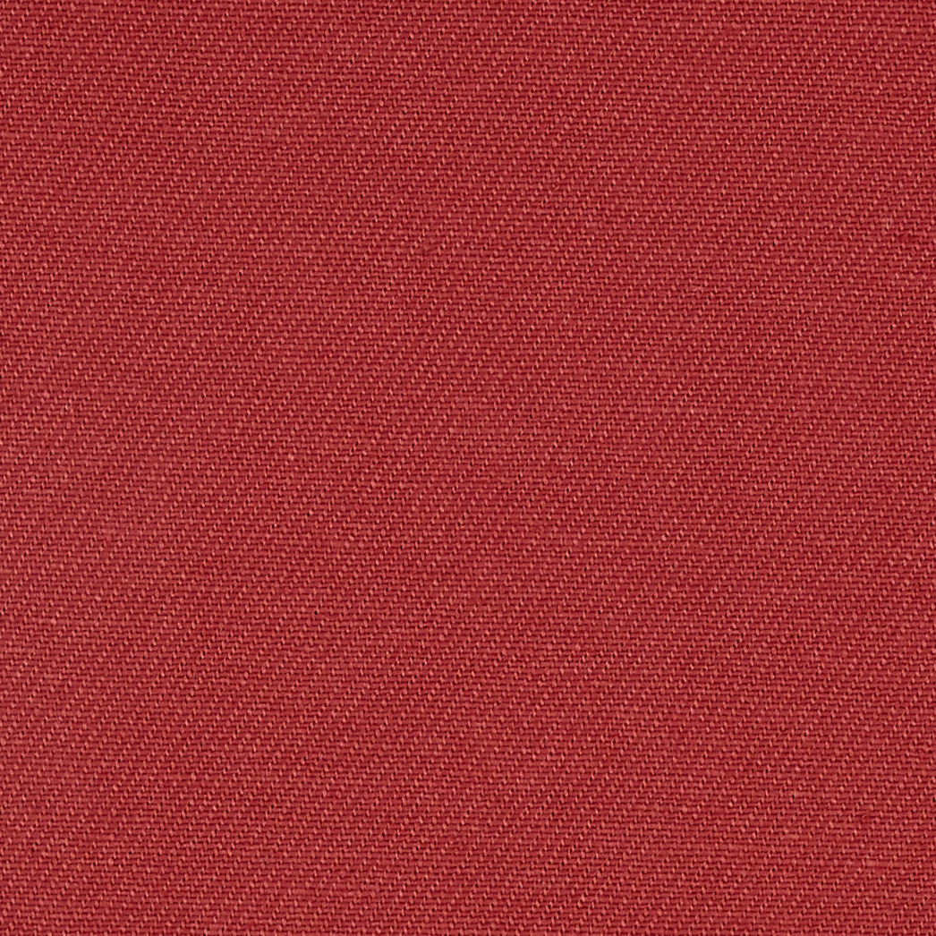 9 oz Brushed Bull Denim Nautical Red Fabric by Carr in USA