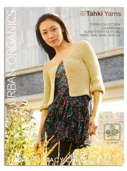 Tahki Yarns Urban Organics Terra Collection 5th Edition