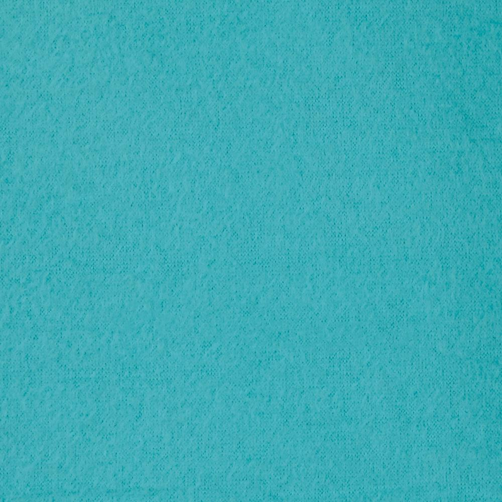 Wintry Fleece Light Aqua