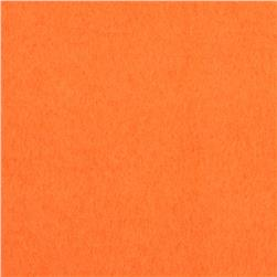 Warm Winter Fleece Solid Orange