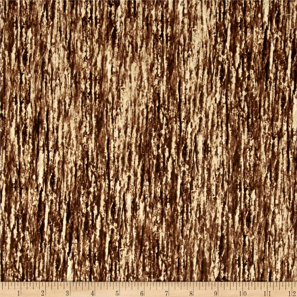 Winter Whispers Bark Texture Brown