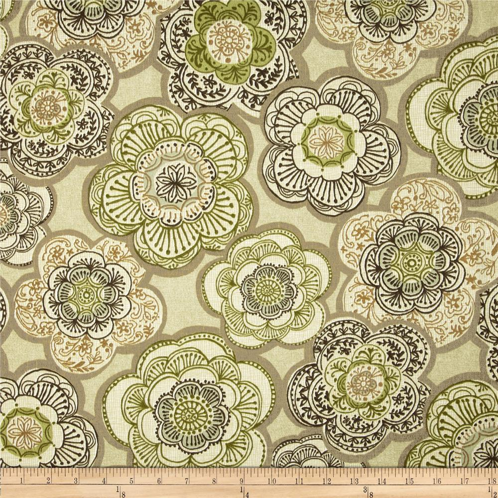 Tempo Indoor/Outdoor Boone Floral Brown