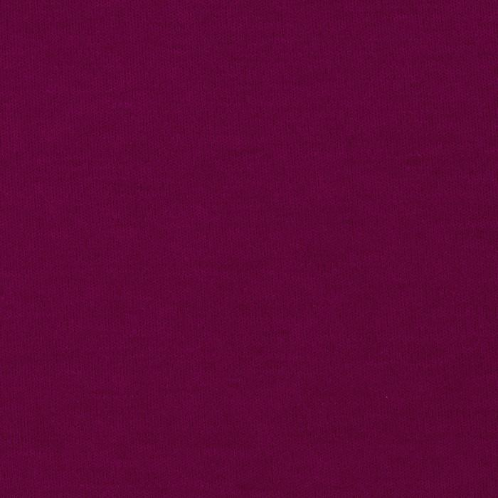 Organic Cotton Interlock Knit Magenta