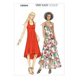 Vogue Misses' Dress Pattern V8994 Size B50
