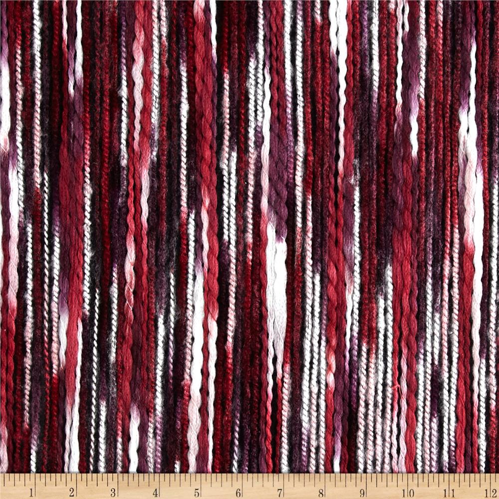 Cuzco Lodge Felted Knit Cherry