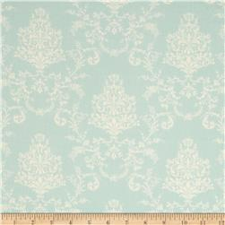 Lecien Rococo Sweet Floral Damask Green