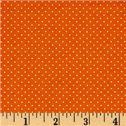 Sorbet Essentials Mini Dot Orange