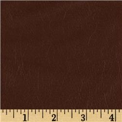 Cordoba Vinyl Brown Fabric