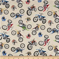 In Motion Motorcross Cream
