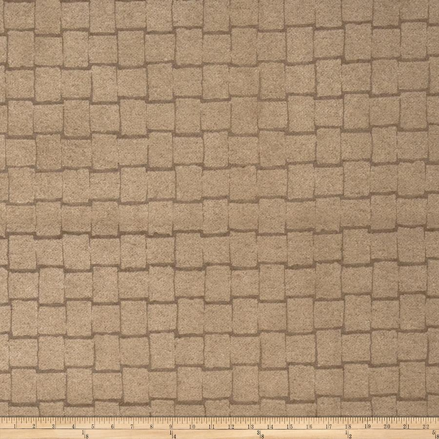 Trend 01403 Faux Suede Pebble